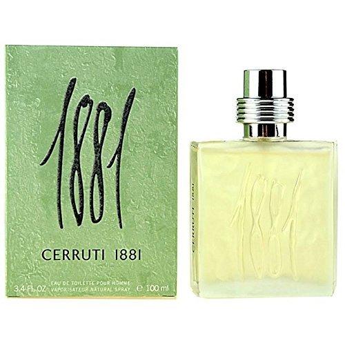 cerruti 1881 pour homme eau de toilette spray 1er pack 1 x 100 ml - Cerruti 1881 Pour Homme Eau de Toilette Spray, 1er Pack (1 x 100 ml)