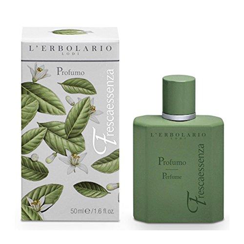 lerbolario frescaessenza eau de parfum 1er pack 1 x 50 ml - L'Erbolario Frescaessenza Eau de Parfum, 1er Pack (1 x 50 ml)