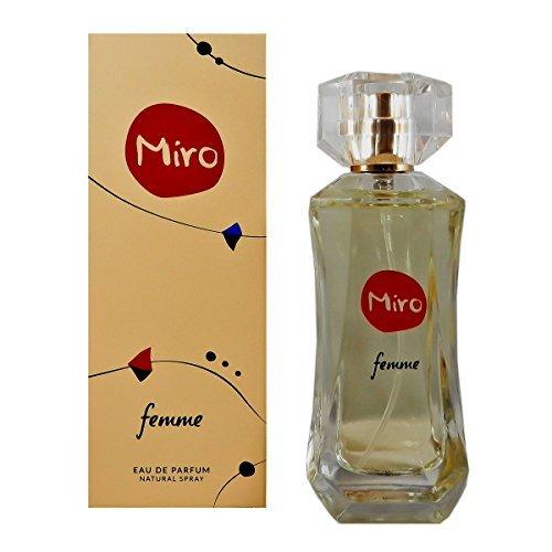 miro femme eau de parfum 1er pack 1 x 50 ml - Miro Femme Eau de Parfum, 1er Pack (1 x 50 ml)